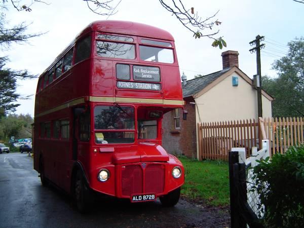 RM1872 at Staverton